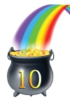 Pot Of Gold 10