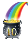 Pot Of Gold 10star