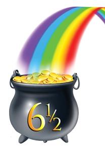 Pot Of Gold 6half