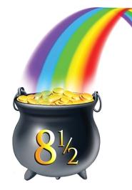 Pot Of Gold 8half