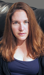 Sara Author Pic