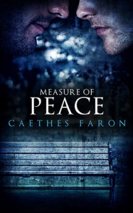 Measure of Peace Book 3 Cover