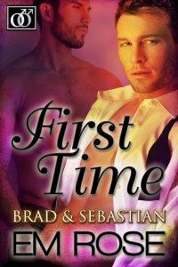 First Time Brad and Sebastian