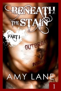 Beneath Stain Serial Part 1 Book Cover
