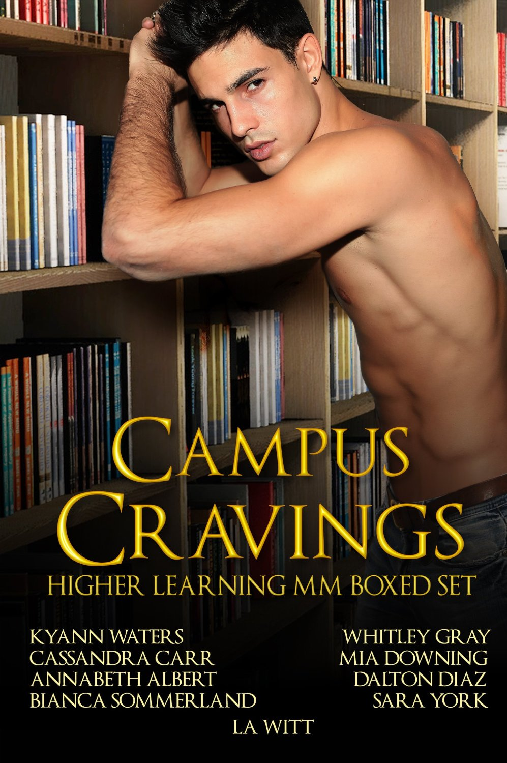 Campus Cravings: Higher Learning M/M Bundle #Review #LGBT ...