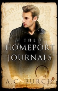 Homeport Journals Cover