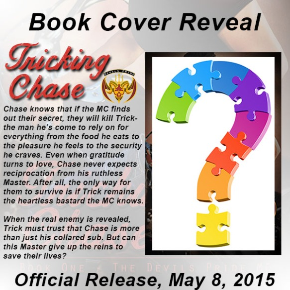 Tricking Chase Cover Reveal - TEASER