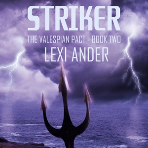 All - Striker Audio Cover