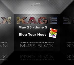 Maris Black Tour host banner