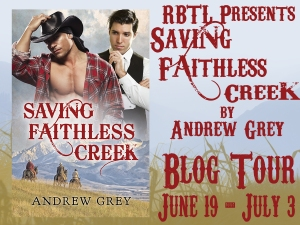 Saving Faithless Creek Blog Tour Banner