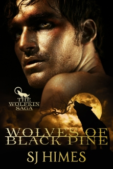 Wolves of Black Pine E-Book Cover