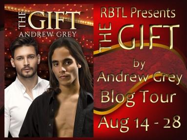 The Gift Blog Tour Banner