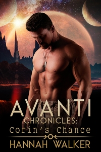 Avanti Corin's Chance E-Book Cover