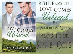 Love Comes Unheard Blog Tour Banner