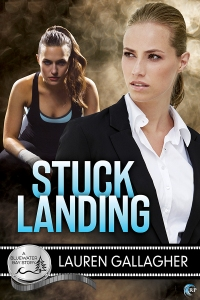 'Stuck Landing' by Lauren Gallagher [Book Cover]
