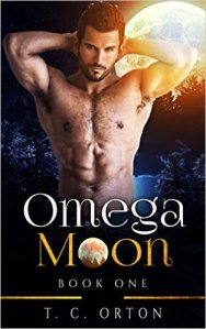 Omega Moon by T.C. Orton cover