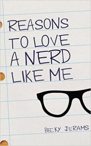 Reasons to love a nerd like me cover
