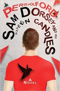 Sam Dorsey and His 16 Candles by Perie Wolford