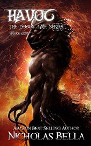 Havoc by Nicholas Bella cover