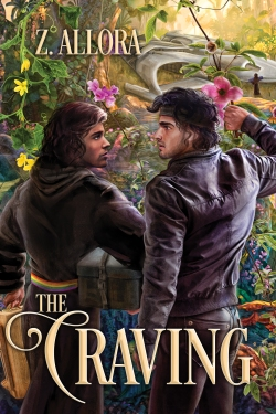 'The Craving' by Z. Allora [Book Cover]