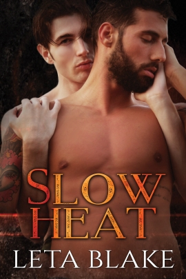 Slow Heat by Leta Blake [Book Cover]
