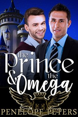 The Prince and the Omega [Cover]